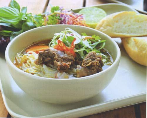Món ăn Côn Đảo không cay, không gắt, Ẩm thực, am thuc, pho bo kho, con dao, sup my hai san, mon ngon, mon ngon de lam