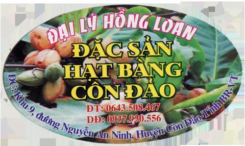 Đặc sản - Đại lý hạt bàng Hồng Loan Côn Đảo