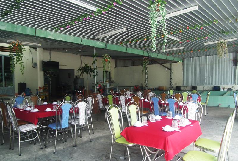 nhà hàng hải sản Hai Đình
