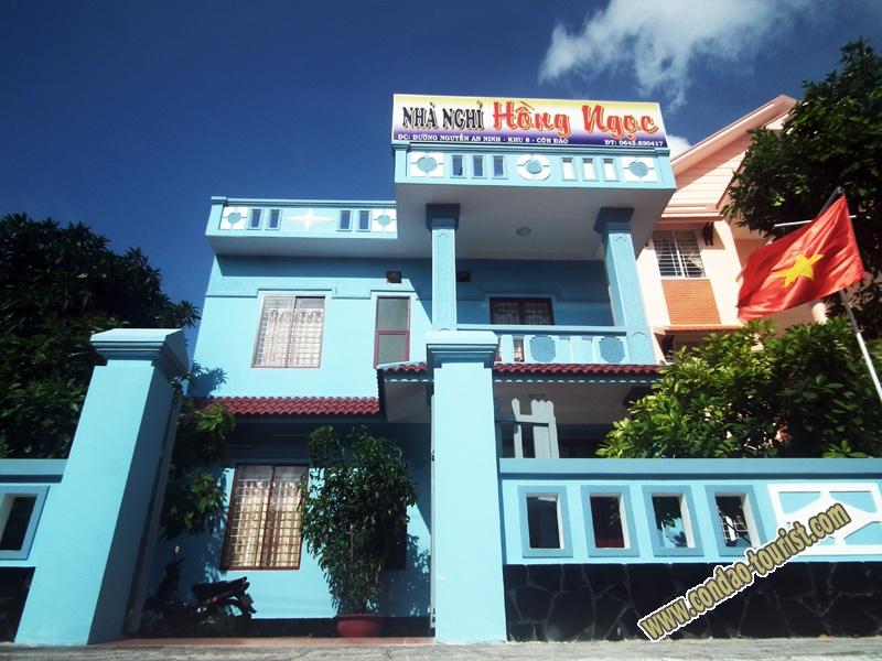Khách sạn Hồng Ngọc - Côn Đảo