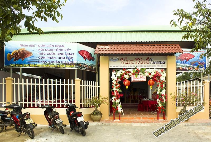Nhà hàng Nam Dinh - Côn Đảo