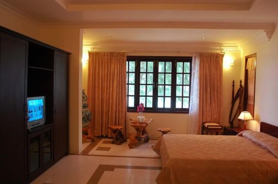 Một phòng nghỉ của Côn Đảo Resort
